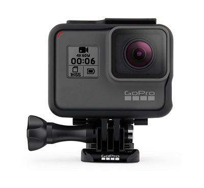 Rent a GoPro 6 Black